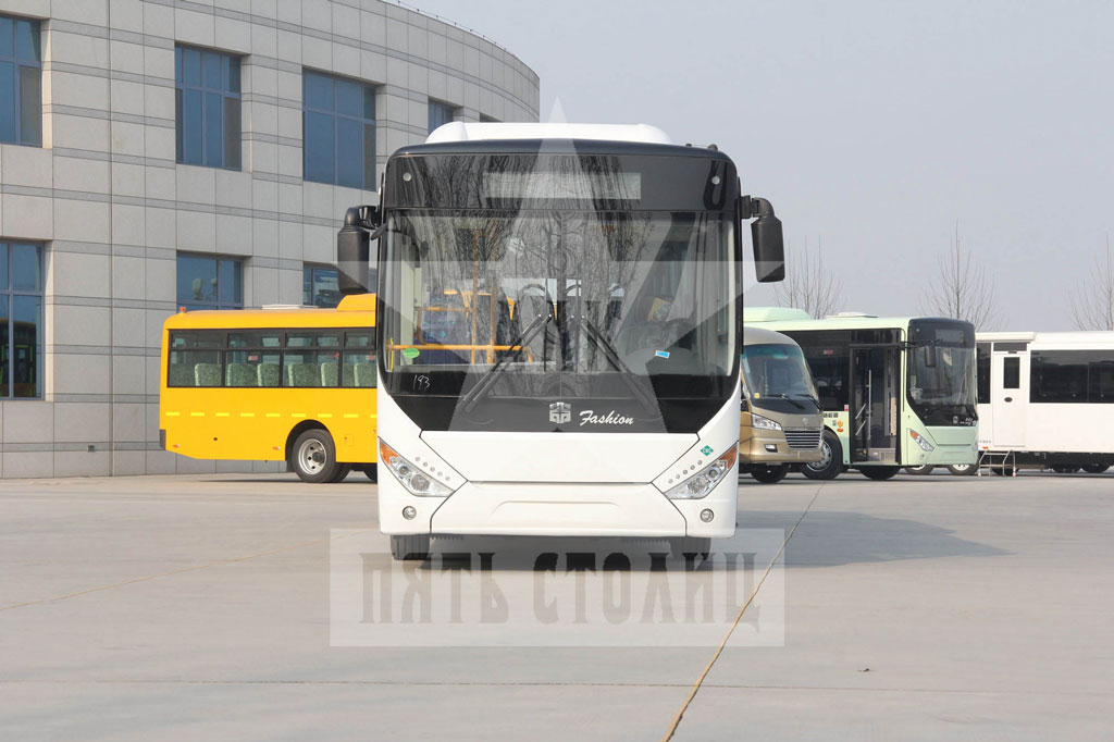 zhongtong bus